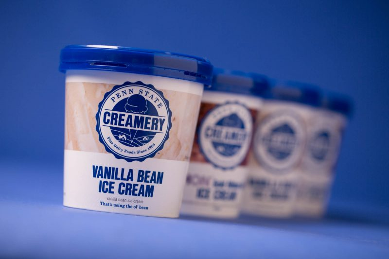 Penn State Berkey Creamery Unveils Packaging Makeover