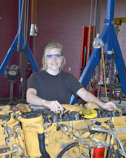 CCCTC Celebrates Career and Technical Education Month