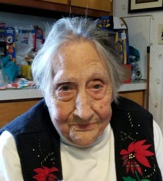 Obituary Notice: Edna P. Bickle