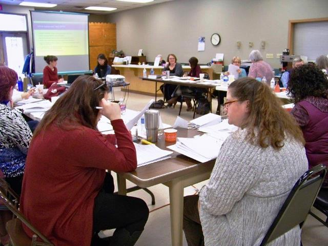 Enhance Wellness Training Held at CCAAA