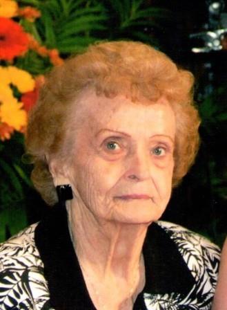 Obituary Notice: Mary P. Caldwell