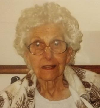 """Obituary Notice: Jeanette """"Jean"""" Armstrong Huff Roseberry"""
