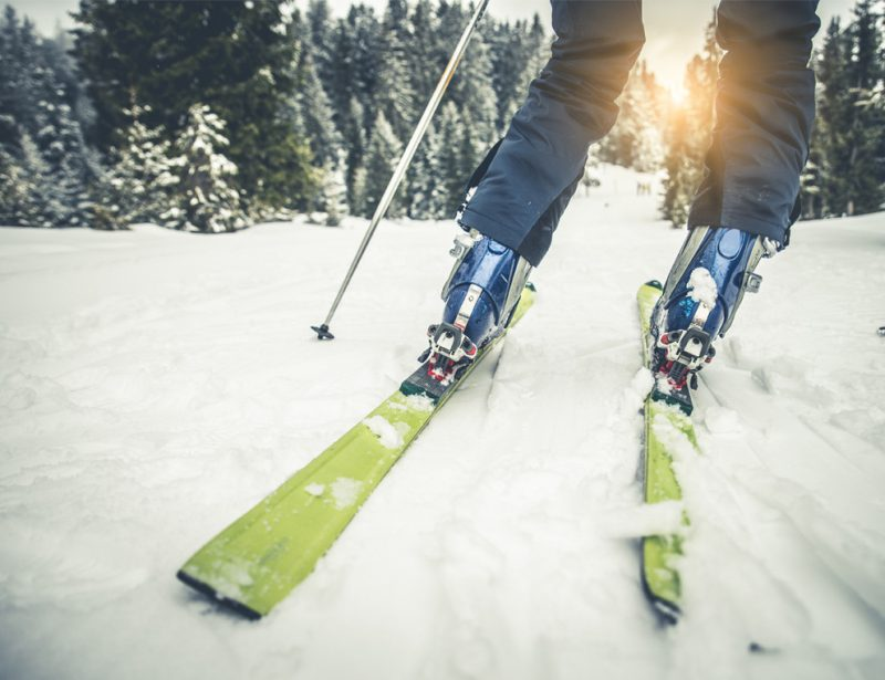 The Medical Minute: Proper Training Could Prevent Common Winter Sports Injuries