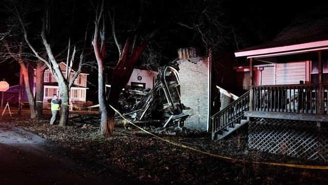 PHOTO SLIDESHOW: Clearfield Borough Church Collapse