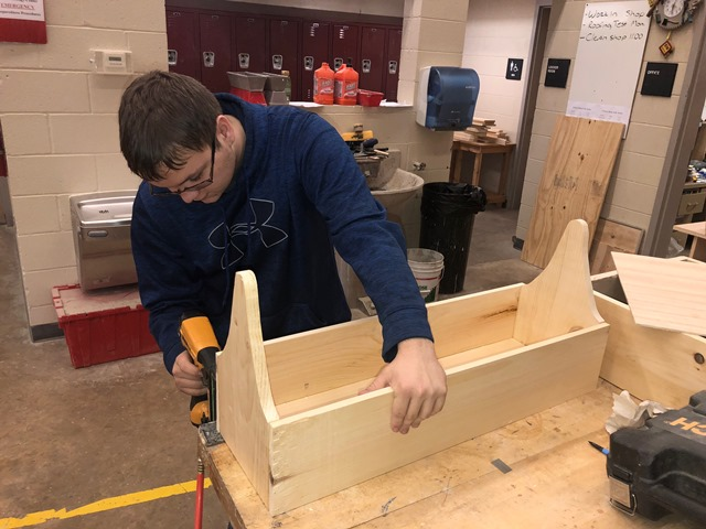 CCCTC Build Toolboxes for Penn College NOW Dual Enrollment Credits