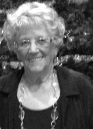 "Obituary Notice: Elizabeth Ann ""Betty"" Blasdell"