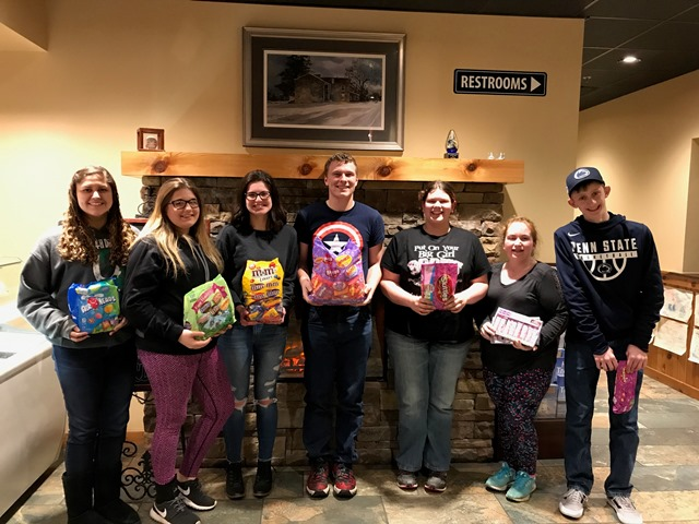 Clearfield Co. 4-H Teen Council Prepares for Upcoming Easter Egg-Stravaganza