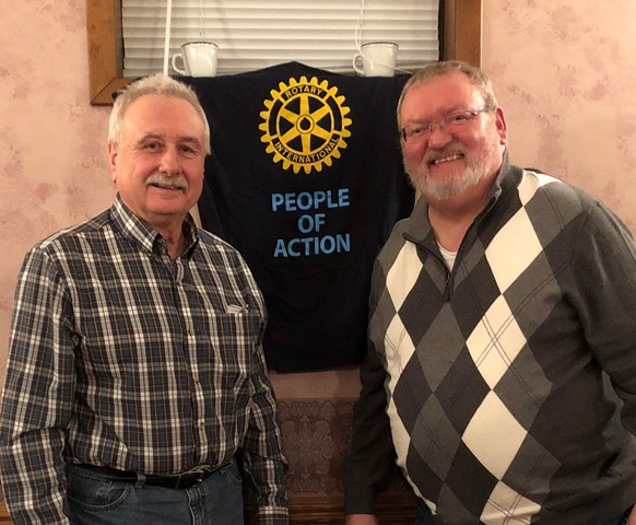 Curwensville Rotary Hears Update from Mayor