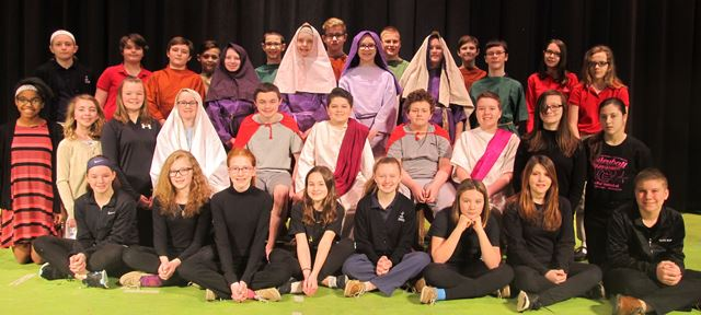 DCC Sixth Graders to Present Annual Passion Play
