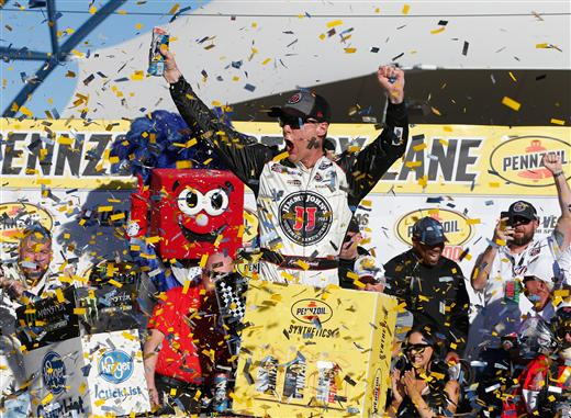 Parks Pit Report:  Pennzoil 400 Presented by Jiffy Lube