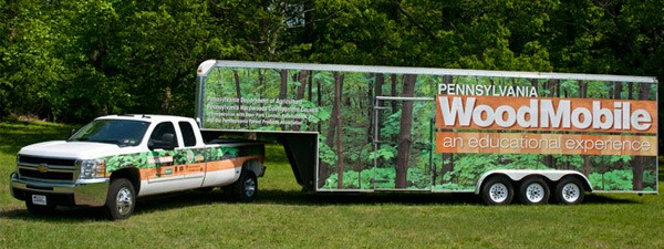 PA WoodMobile to be at LHU Clearfield