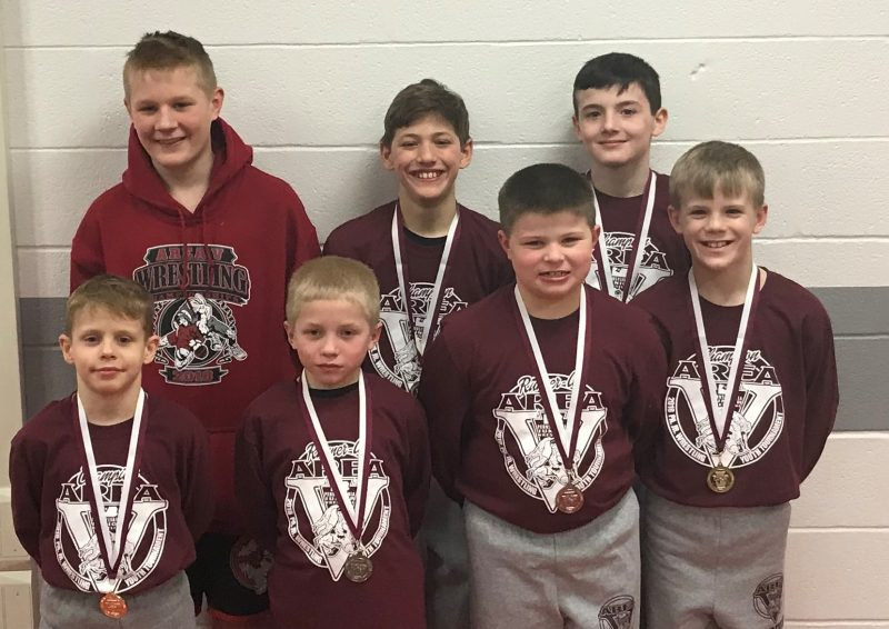Clearfield Has Seven Qualify For PJW State Tourney