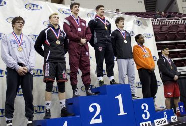 Luke McGonigal Avenges Only Loss To Win PIAA-AAA Gold
