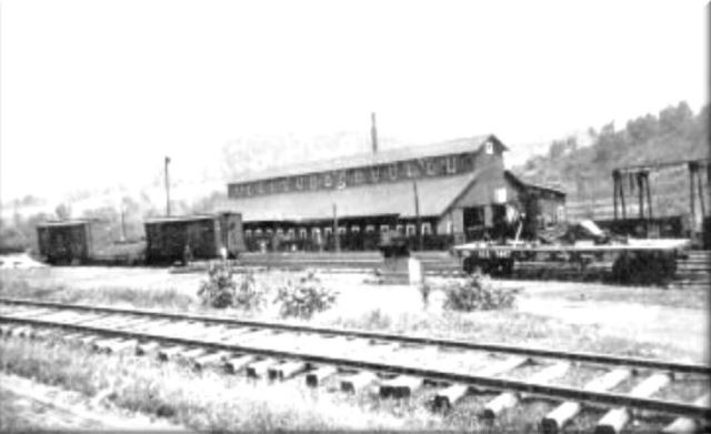 Throwback Thursday: Osceola Mills (Train) Wheel Foundry