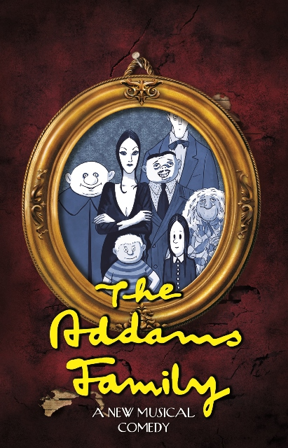 Clearfield's Drama Club Students to Present: The Addams Family