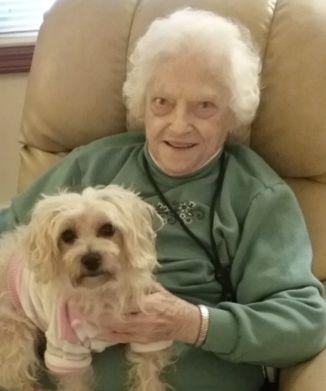 "Obituary Notice: Elizabeth ""Betty"" Lines"