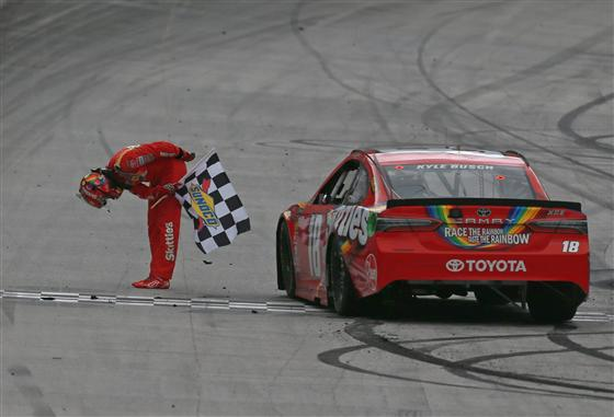 Parks Pit Report:  Food City 500