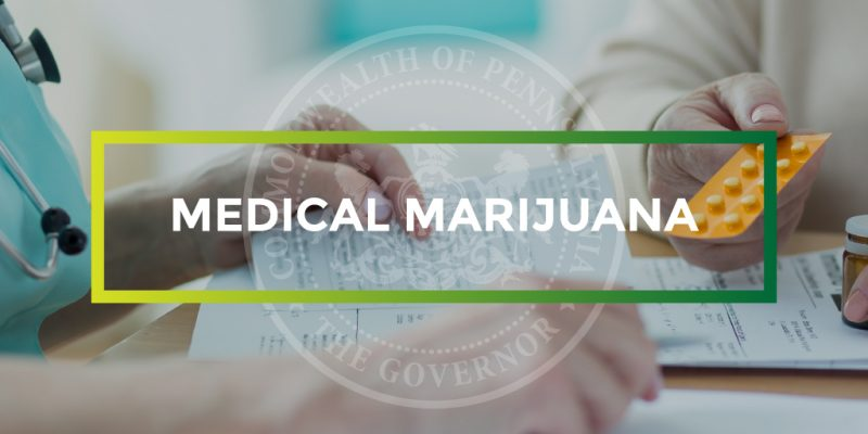 Wolf Administration Announces Medical Marijuana Applications Available for Second Phase of Program
