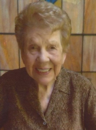 Obituary Notice: Mabel Ellen Overdorf (Moyer)