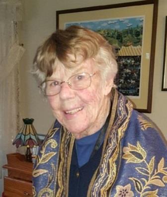 Obituary Notice: Eunice R. Marvel