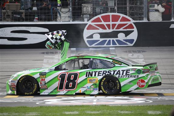 Parks Pit Report:  O'Reilly Auto Parts 400