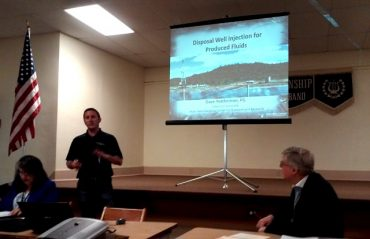 Proposed Disposal Injection Well Discussed at Public Meeting