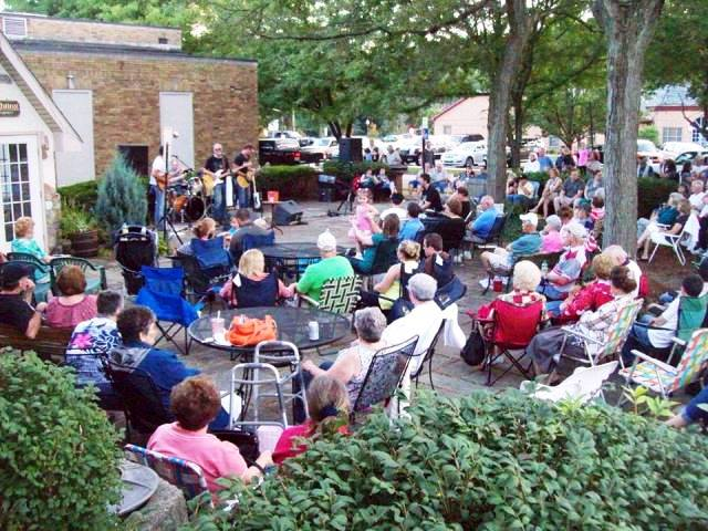 Corner Concert Series to Return to Downtown Clearfield in June