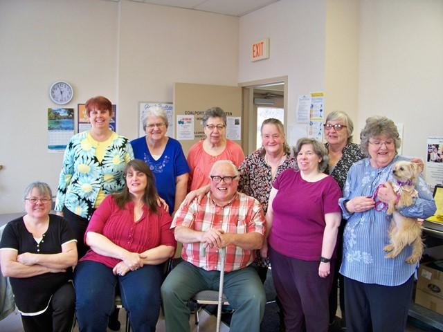 Coalport CAL Seniors Participate in Chronic Disease Self-Management Classes
