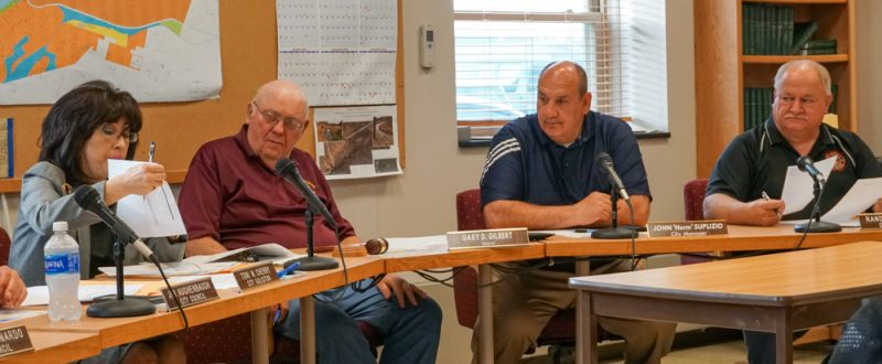 DuBois Council Hears Parking Ordinance Recommendation