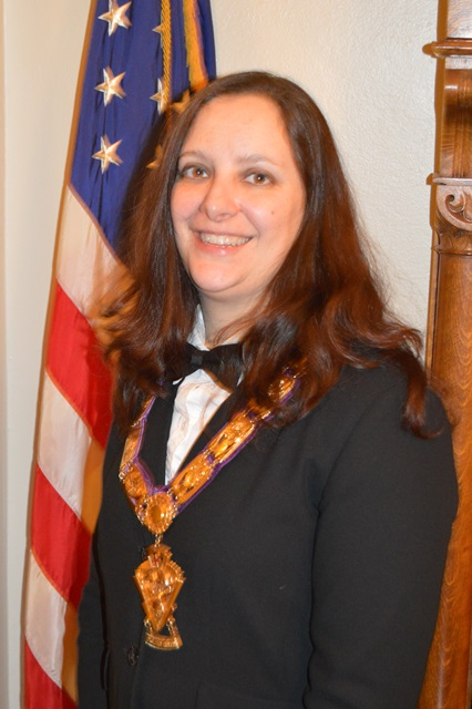 Kaschalk Becomes Second Woman Elected as Exalted Ruler of Clearfield Elks