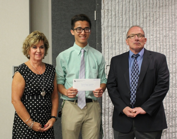 Local Eagle Scout Awarded Gerald Read Memorial Scholarship