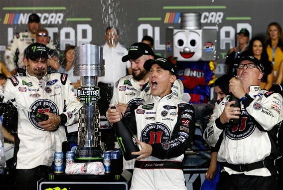 Parks Pit Report:  Monster Energy NASCAR All-Star Race