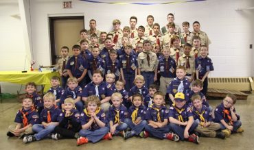 Cub Scout Pack 2 Crossover