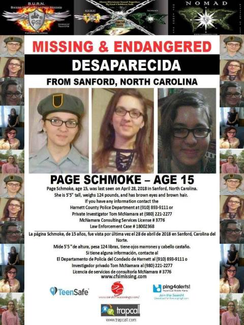 Missing North Carolina Teen Has Ties to Clearfield, Indiana Counties