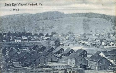 Throwback Thursday: A View of Penfield in 1912