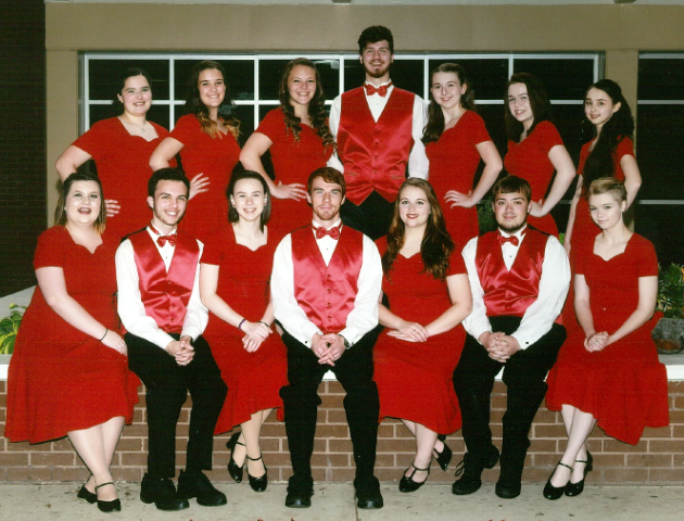 CHS Show Choir to Perform at CAST