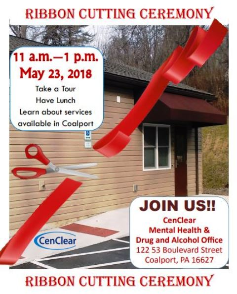 Cen-Clear to Hold Ribbon-cutting at New Facility in Coalport