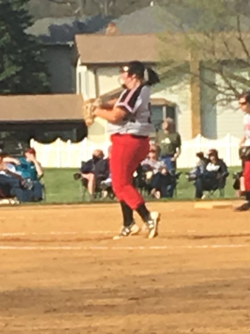 Lady Bison's Season Ends in Tough Nine-Inning Playoff Loss