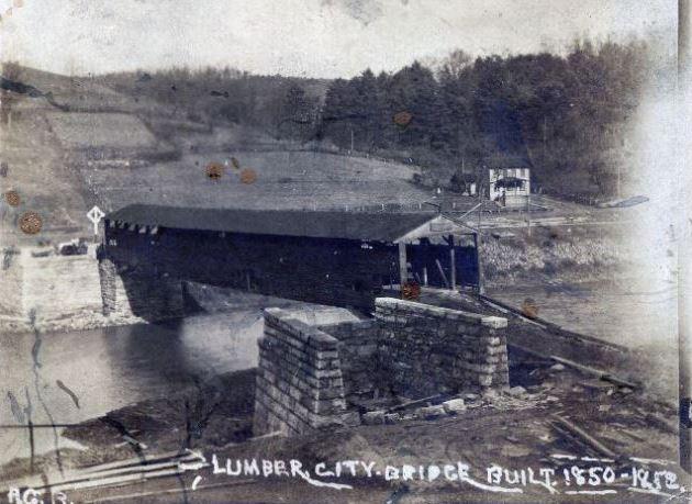 Throwback Thursday: Lumber City