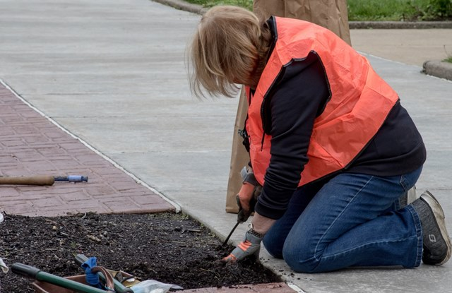 SLIDESHOW: Downtown Clearfield Beautification Day