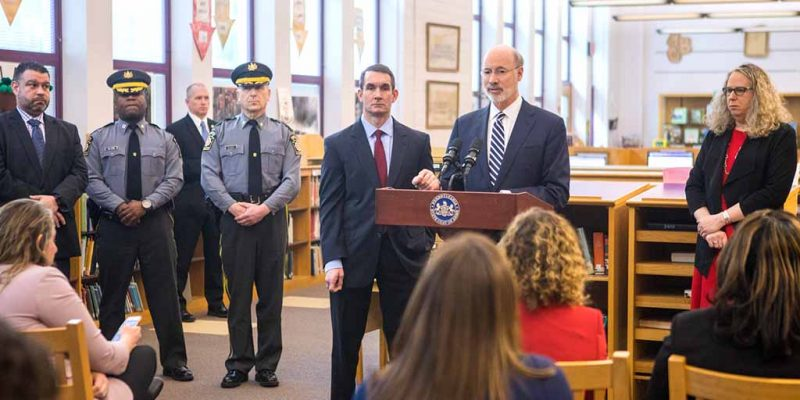 Pennsylvania School Safety Task Force Calls for Strengthening Security, More Mental Health Services, Community Connections