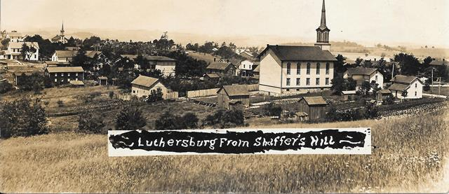 Throwback Thursday: Scene at Luthersburg