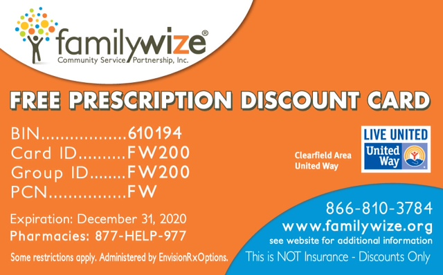 United Way Helping Residents Save on Prescriptions