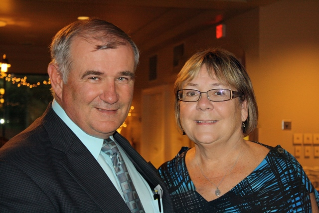 Edward S. and Della M. Nasuti Support Open Doors Scholarship Program