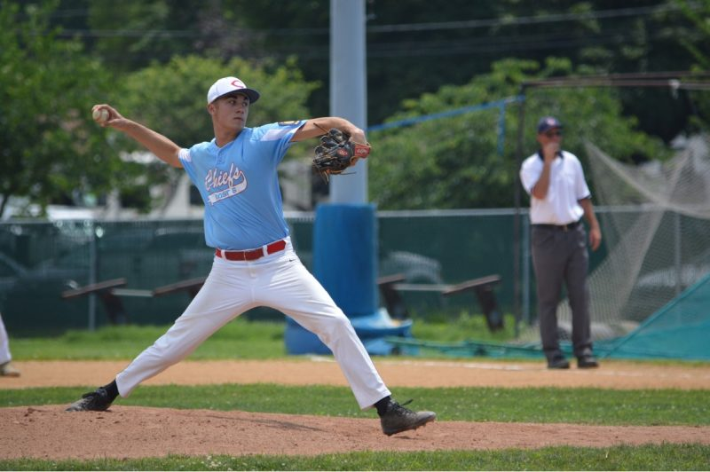Chiefs' 11-1 Win Clinches Trip To Wood Bat Tourney Semis