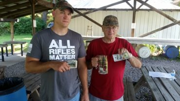 Anderson Creek Sportsmen's Club Holds Monthly Groundhog Match