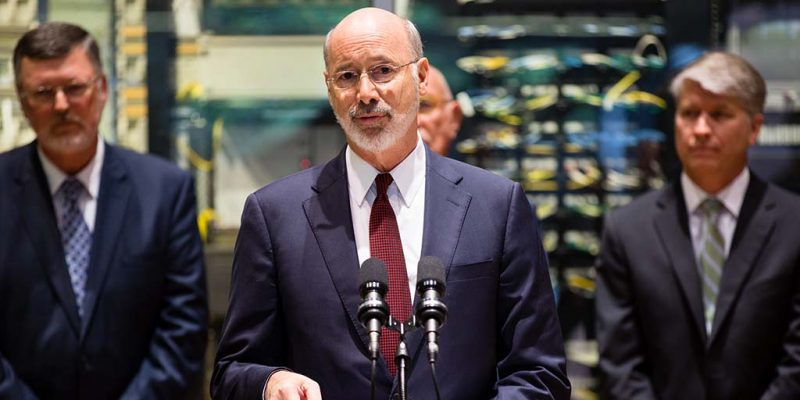 Governor Wolf Urges Congress to Fund Election Security Upgrades