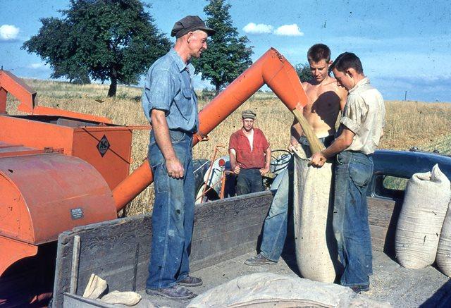 Throwback Thursday: County Farms