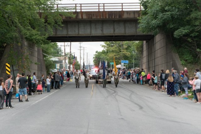 Curwensville Days Parade Winners Announced