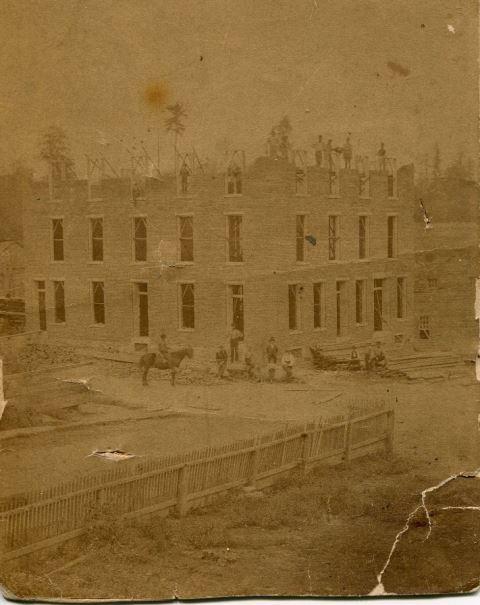 Throwback Thursday: Rare Photo of Glen Hope Hotel